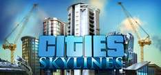 Cities: Skylines £5.74 [Deluxe Edition £7.49] @ Steam