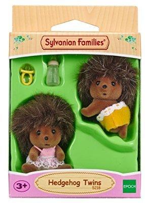 Sylvanian Families twin baby hedgehogs £3.99 add on @ Amazon