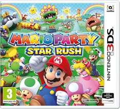 Mario Party Star Rush 3DS £28 at Tesco Direct (pre-order)