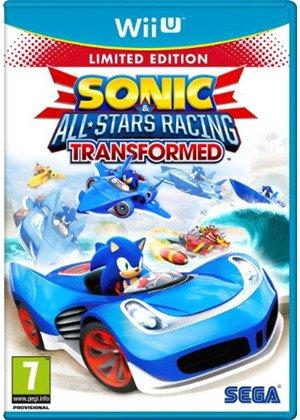 Sega & Sonic All-Stars Racing Transformed (Wii U) - £12.99 @ Base