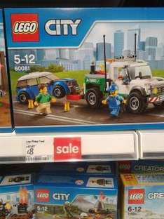 Lego City Pick Up Tow Truck (60081) £8 @ Asda [instore]