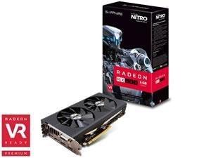 SAPPHIRE Radeon RX 480 NITRO+ 8GB GDDR5 | 11260-07-20G | Novatech £249.98 (preorder)