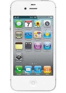 Refurbished Apple iPhone 4s 8GB White (Sim Free / Unlocked) Mobile Smart Phone  With a 12 Month Argos Guarantee £69 at EBAY ARGOS