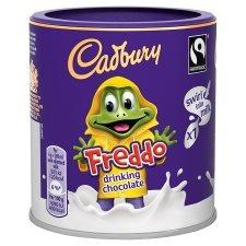 Cadbury Freddo Drinking Chocolate 175G (was £1.50) Now £1.00 at Tesco