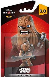 Disney Infinity 3.0: Star Wars Chewbacca Figure (PS4/PS3/Xbox 360/Xbox One/Nintendo Wii U) £3.25 Delivered @ Amazon (PRIME) (£5.24 Non Prime)
