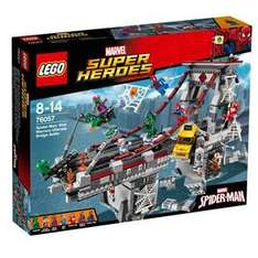 20% off Lego Superheroes & Ninjago sets PLUS stacks with £5 off £20 / £10 off £50 / £20 off £100 voucher @ Smyths toys