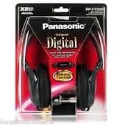 Panasonic RPHT225 Over Ear Headphones  £7.20 at Maplin