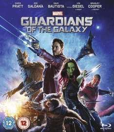 Guardians Of The Galaxy Blu-Ray £5.99/ Alien Anthology £6.75/ Dawn Of The Planet Of The Apes £1.99 at Game.