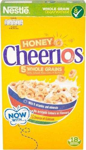 Nestle Honey Cheerios (565g) was £3.19 now £1.59 @ Ocado