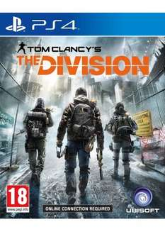 The Division ps4 (£21.99) Simply Games
