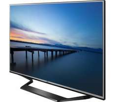 """LG 55UH625V Smart 4k Ultra HD HDR 55"""" LED TV   £699.00 Save £330.00 Was £1,029.00 @ Currys"""