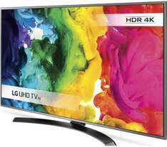"""LG 55UH668V Smart 4k Ultra HD HDR 55"""" LED TV   £799.00 Save £400.00 Was £1,199.00 @ Currys"""