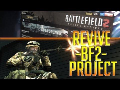 Battlefield 2 : Revive - Free on PC