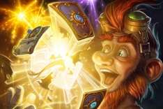 3 classic Hearthstone packs with each Red Bull 5G 4-pack (currently £3.50 in CoOp)