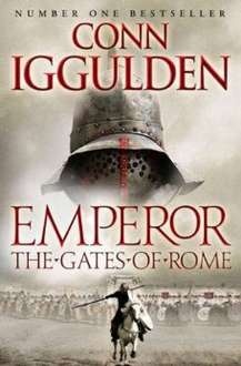 Emperor and Conqueror Series by Conn Iggulden 99p each on Kindle @ Amazon