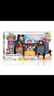 Tsum Tsum Toy Shop Playset - Tesco in-store & online £16.50