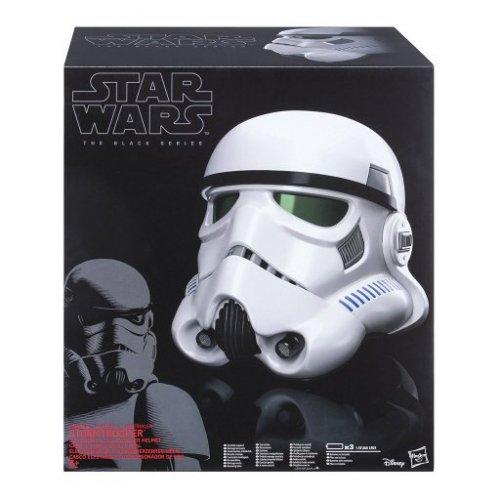 Star Wars Black Series Stormtrooper Helmet - Available on pre order £59.65 at Amazon