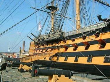 Half Price Portsmouth Historic Dockyard family annual pass (including Jutland)