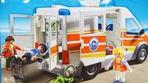 Playmobil Ambulance £17.99 Free Delivery @ Argos