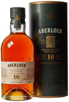 Aberlour 16 Year Old Double Cask Matured Single Malt Scotch Whisky (70cl) £36 delivered @ Amazon