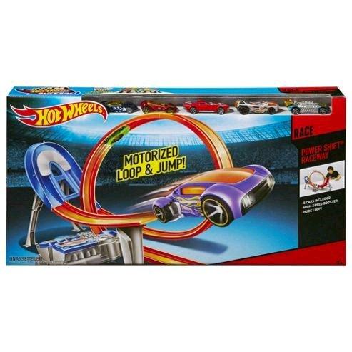 Hotwheels power shift raceway £15 @ tesco direct