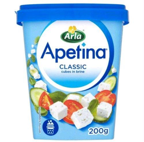 FREE Apetina® Classic White Cheese Cubes 200g at sainsbury's