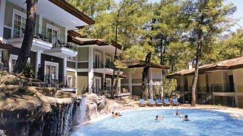 5* Hotel Club Turban, Marmaris 14 nights All Inclusive £424pp @ Thomson from Gatwick.