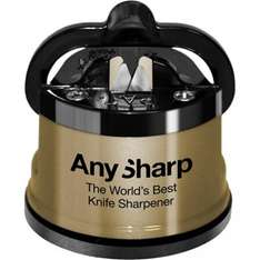 AnySharp Gold £7 Delivered £7  (Prime) / £10.99 (non Prime) Sold by Saverschoice UK and Fulfilled by Amazon.