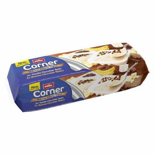 Muller Crunch Corner 6 pack £1.20 @ Waitrose when using 'My Picks'.