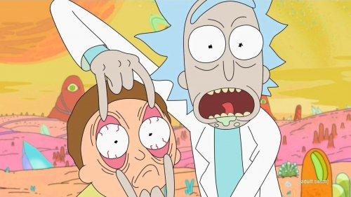 Rick and Morty Free Marathon Stream