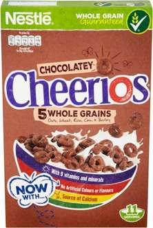 Nestle Golden Grahams (375g) ONLY £1.00 / Nestle Cheerios Chocolate (330g) ONLY £1.00 @ Poundland