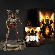 DOOM Collectors edition (Xbox One and PS4) available in store @ GAME in Yeovil £39.99