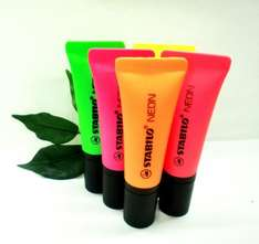 Stabilo Neon Highlighters 5 pack @ Sainsburys 90p instore
