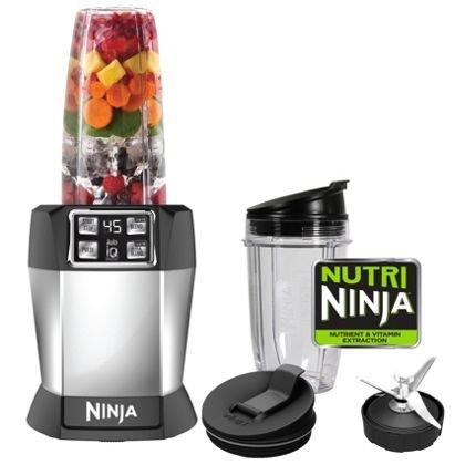 Nutri Ninja Auto IQ Single Serve Nutrition Extractor BL480 £39.93 @ Homebase