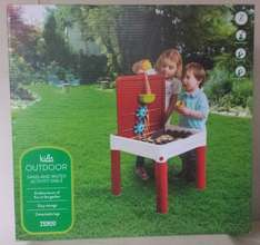 Sand and Water Activity Table (was £20) Scanning in at £7.50 (Tesco Stretford Extra)