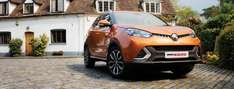 MG GS 0% finance up to 5 years, £250 Hilton Voucher included