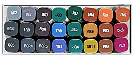 Spectrum Noir alcohol pens- 2 for £30 pounds at The Range