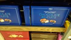 Chocolate & Biscuits - 2 for £7 Mix & Match - M&S