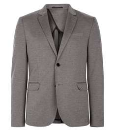 Grey Ponti Textured Blazer size 40r / 42r /44r was £39.99 now £13.00 / Light Blue Textured Blazer - 40r was £59.99 now £18.00 - Grey Jersey Blazer - 38r/40r was £59.99 now £15.00  Delivery Free if Order over £19.99 or next day C & C @ New Look