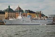 From London: Long Weekend in Stockholm on a boat £76.87pp @ ebookers