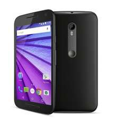 Moto G 3rd Gen Black 16GB SIM Free £119.99 @ Amazon (sold by Amazon)