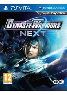 Dynasty Warriors NEXT (PS Vita) £12.59 @ Base