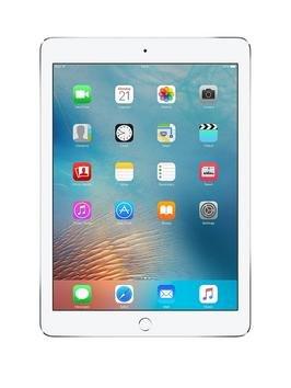Apple iPad Pro, 32GB, Wi-Fi, 9.7in - Silver/Space Grey £399.99 + £3.99 P&P. @ Very
