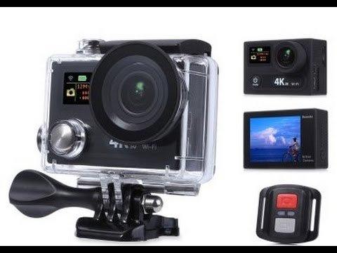 H9 Ultra HD 4K Action Camera -  £31.81 Gearbest.com