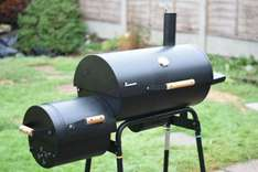 Landmann 31426 Kentucky Smoker Charcoal BBQ £99.93 @ Homebase