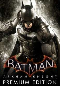 Batman: Arkham Knight Premium Edition PC £8.88 + 5% off using Facebook discount code @ CDKeys