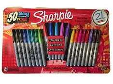 Sharpie 21 Piece Permanent Markers Special Edition £7.99 @ Ryman