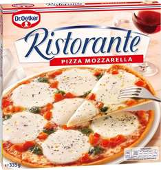 Dr Oetker Ristorante Pizza's (Varieties as available) was £2.50 now £1.25 @ Morrisons