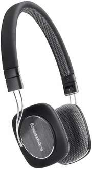 Bowers & Wilkins P3 On-Ear Headphones B&W - Black by Bowers & Wilkins RRP: £169.99 now £99.95 @ John Lewis (Free Delivery or Click & Collect)