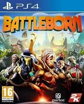 Battleborn (PS4, as-new) £7.69 delivered @ Boomerang rentals